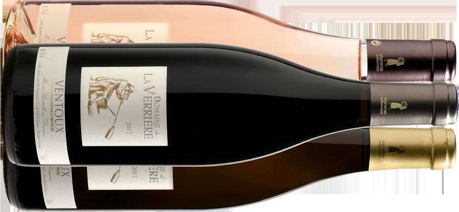 Domaine de la Verrière vin de Provence Luberon AOP Ventoux